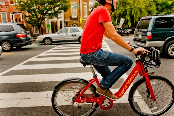 I Tried Capital Bikeshare and I Loved it!