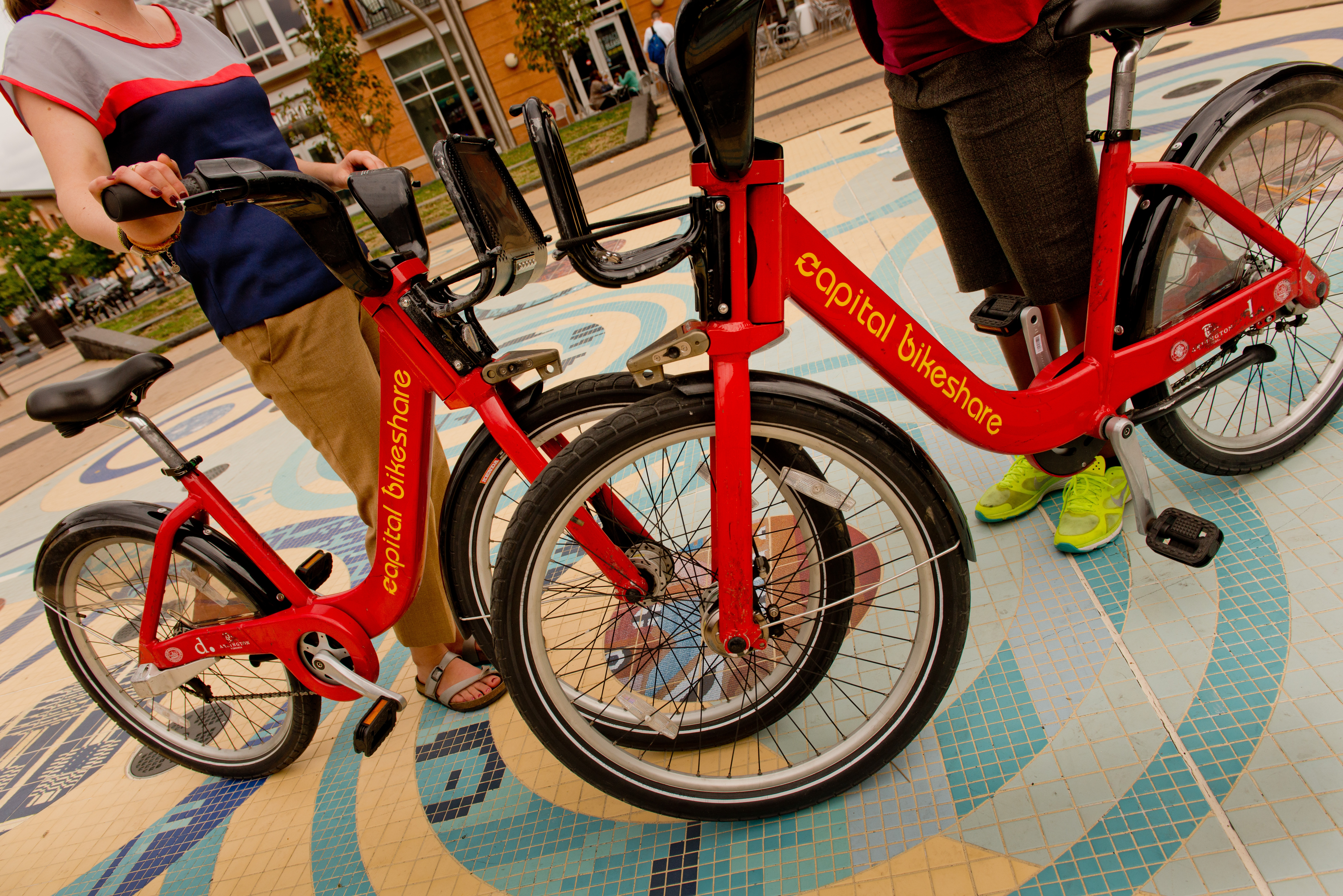 All the places you'll go... with the new Capital Bikeshare App