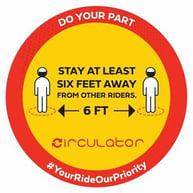 Circulator Signage_011921