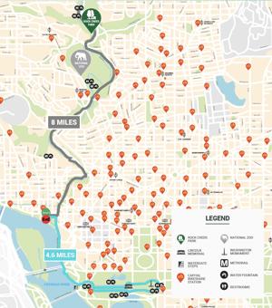 Scenic Bike Routes