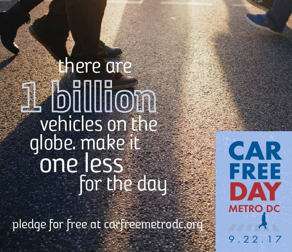 How are you preparing for Car Free Day?