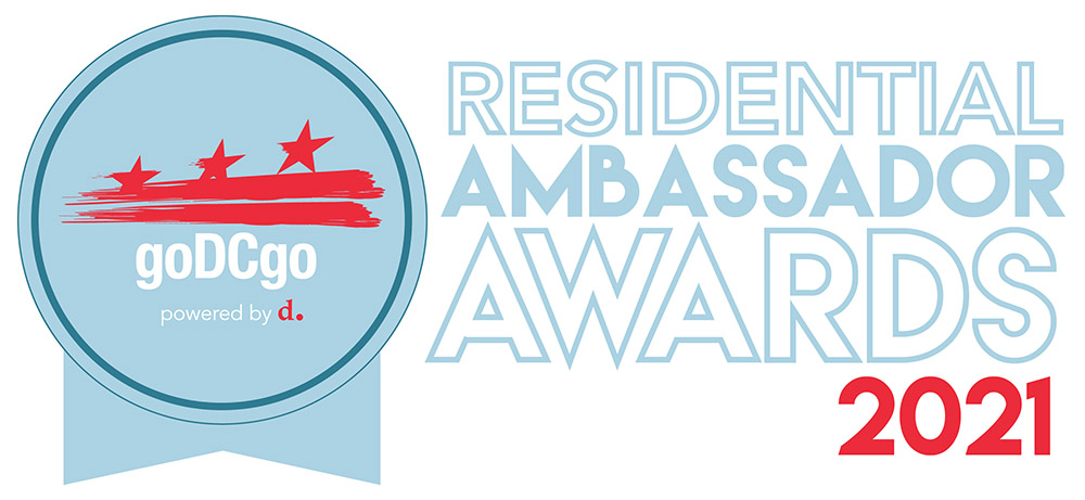 goDCgo Recognizes New Residential Ambassadors