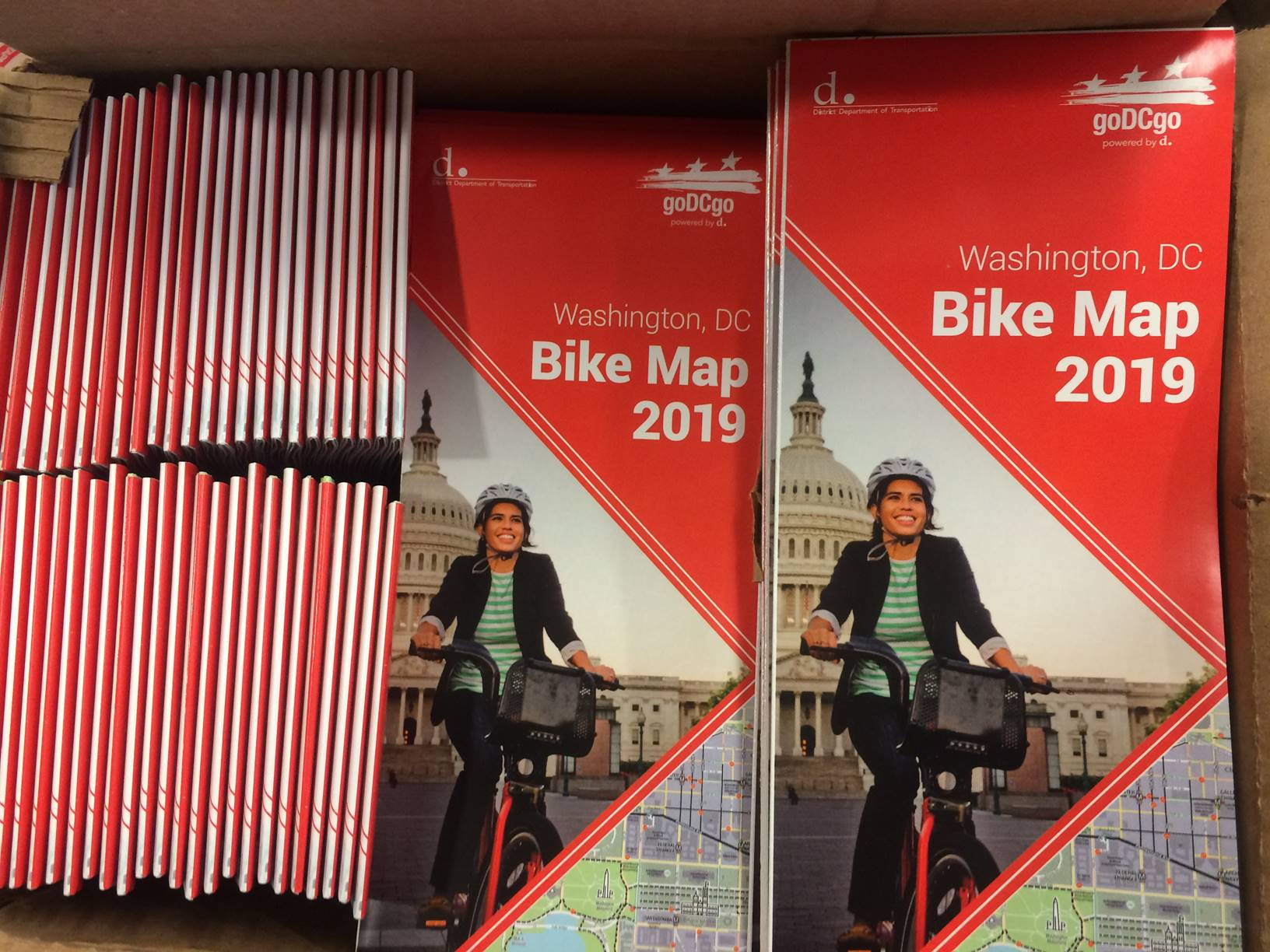 DC Bike Maps are Back!