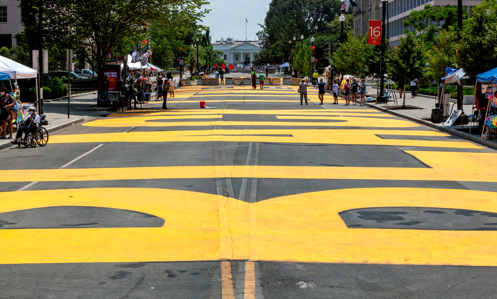 Use Public Transportation to Explore Outdoor Artwork in Washington, DC