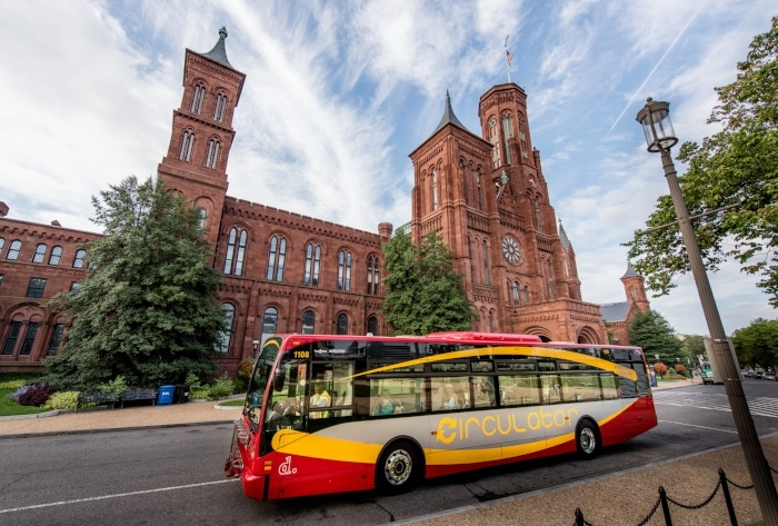 10 Facts about DC Circulator's New National Mall Route