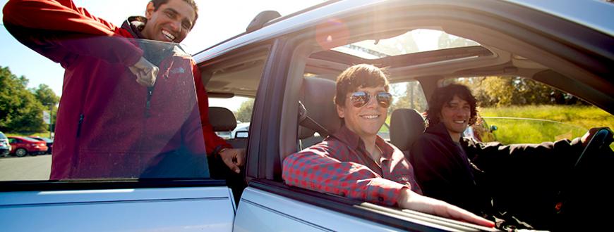 Carpooling Made Easy: Introducing the CarpoolNow App