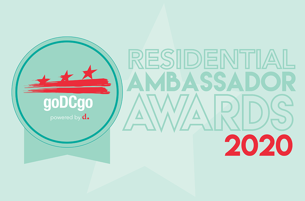 2020 Residential Ambassador Awards logo