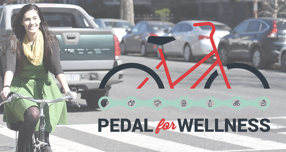 May is Bike Month: Pledge to Pedal for Wellness
