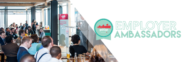 goDCgo is excited to announce the launch of our new Employer Ambassadors Program!