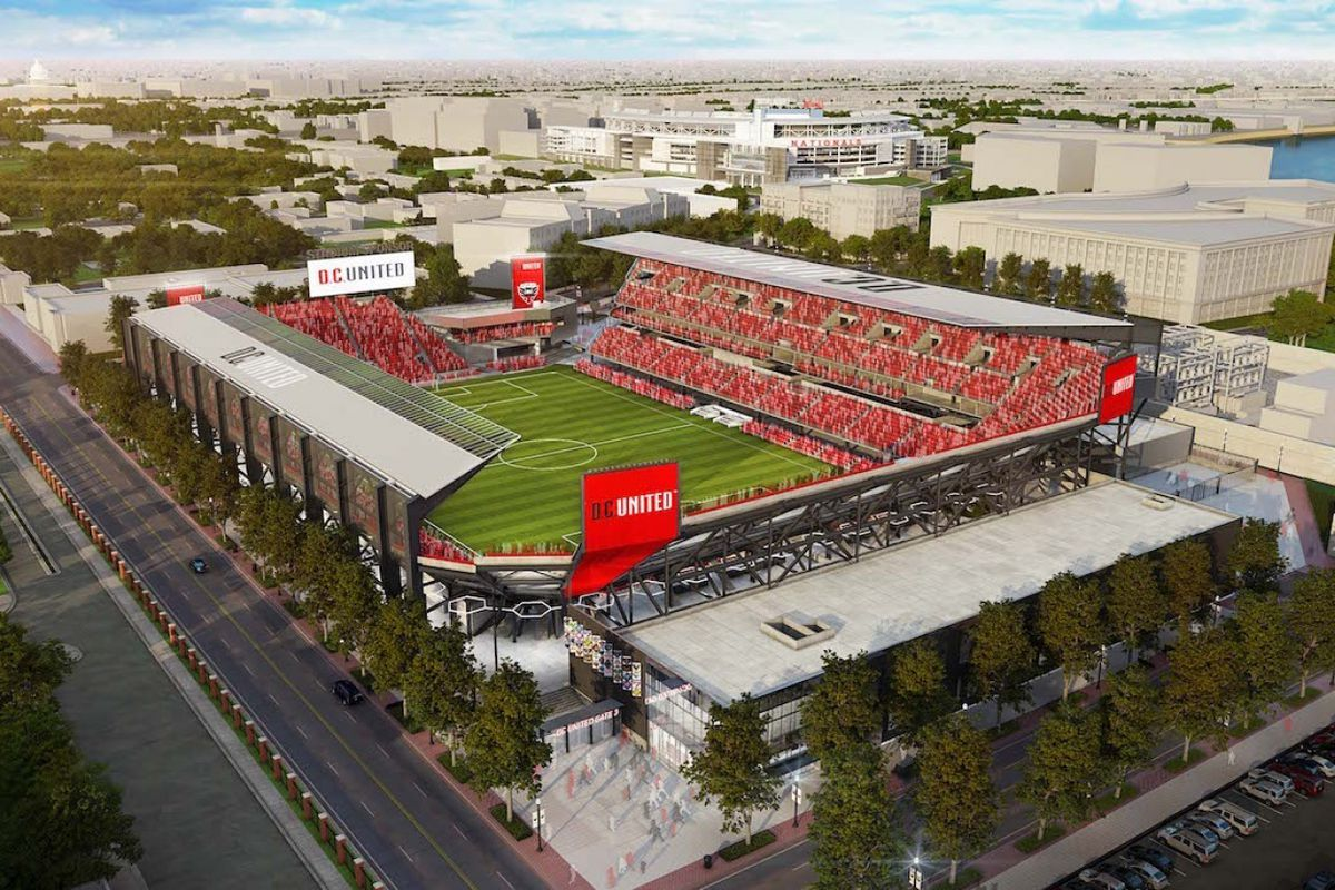 Tidsmæssigt Transportation Guide to Audi Field RF-81