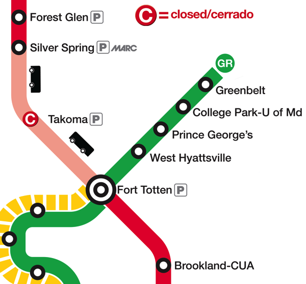 Are You Ready for Red Line Closures?