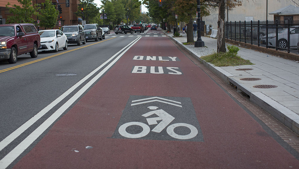 More Car Free Lanes are Coming to DC