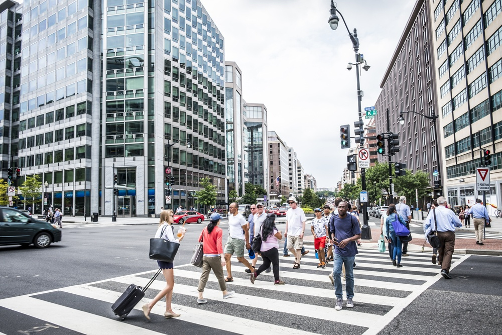 How you can help your employees walk to work
